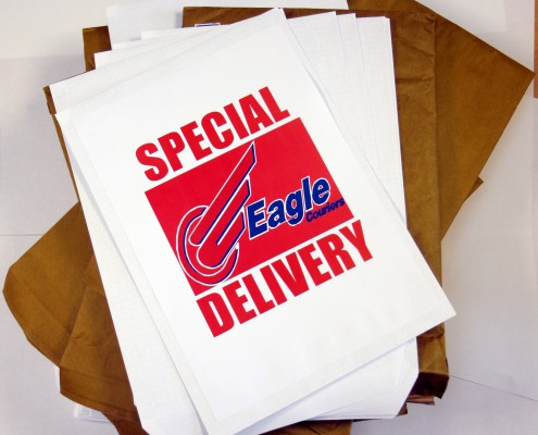 leading courier company trusted with delivering confidential packages