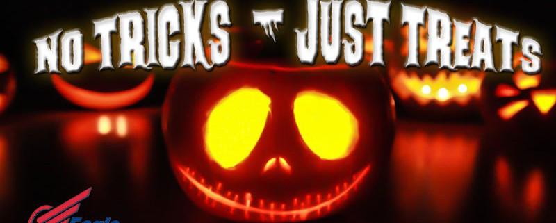 Halloween Eagle Couriers InBathgate West Lothian ScotlandBathgate West Lothian Scotland