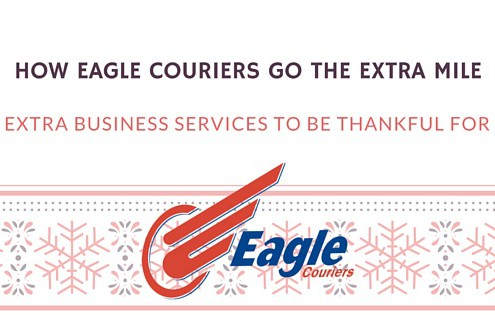 Eagle Couriers courier in Bathgate, Scotland