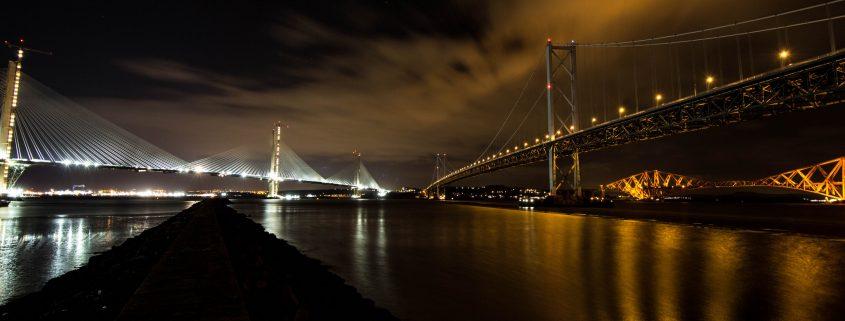 Bridge image accompanying central belt courier blog