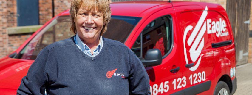 June Dyer Courier Scotland