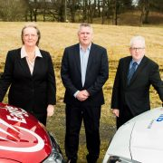 Eagle Couriers THS takeover Scottish Couriers