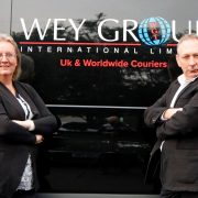 WEY Group joins with Eagle Couriers