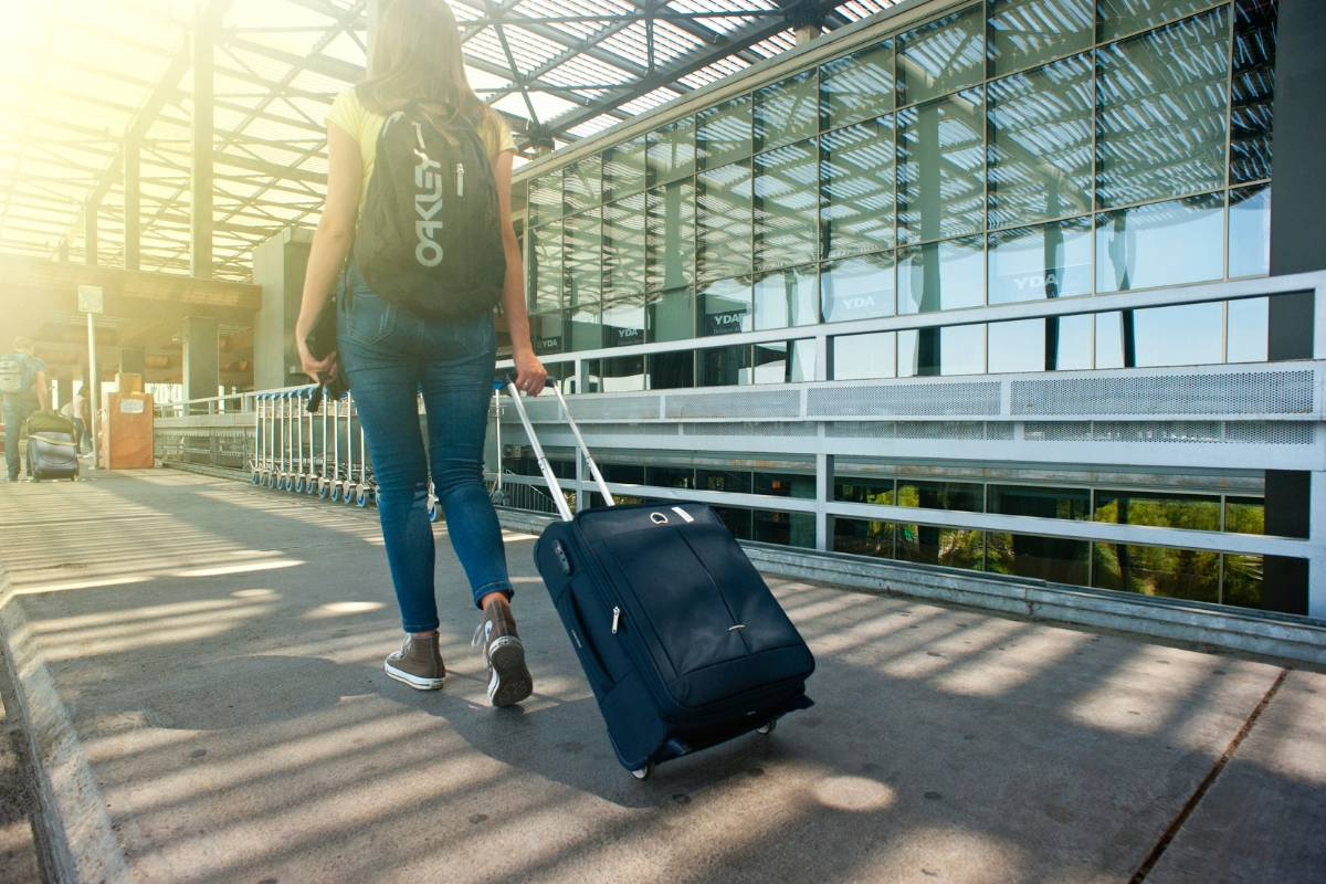 Secure courier, Eagle Couriers, advises on five essentials to put in your carry-on before jetting off on holiday in case your luggage is lost.
