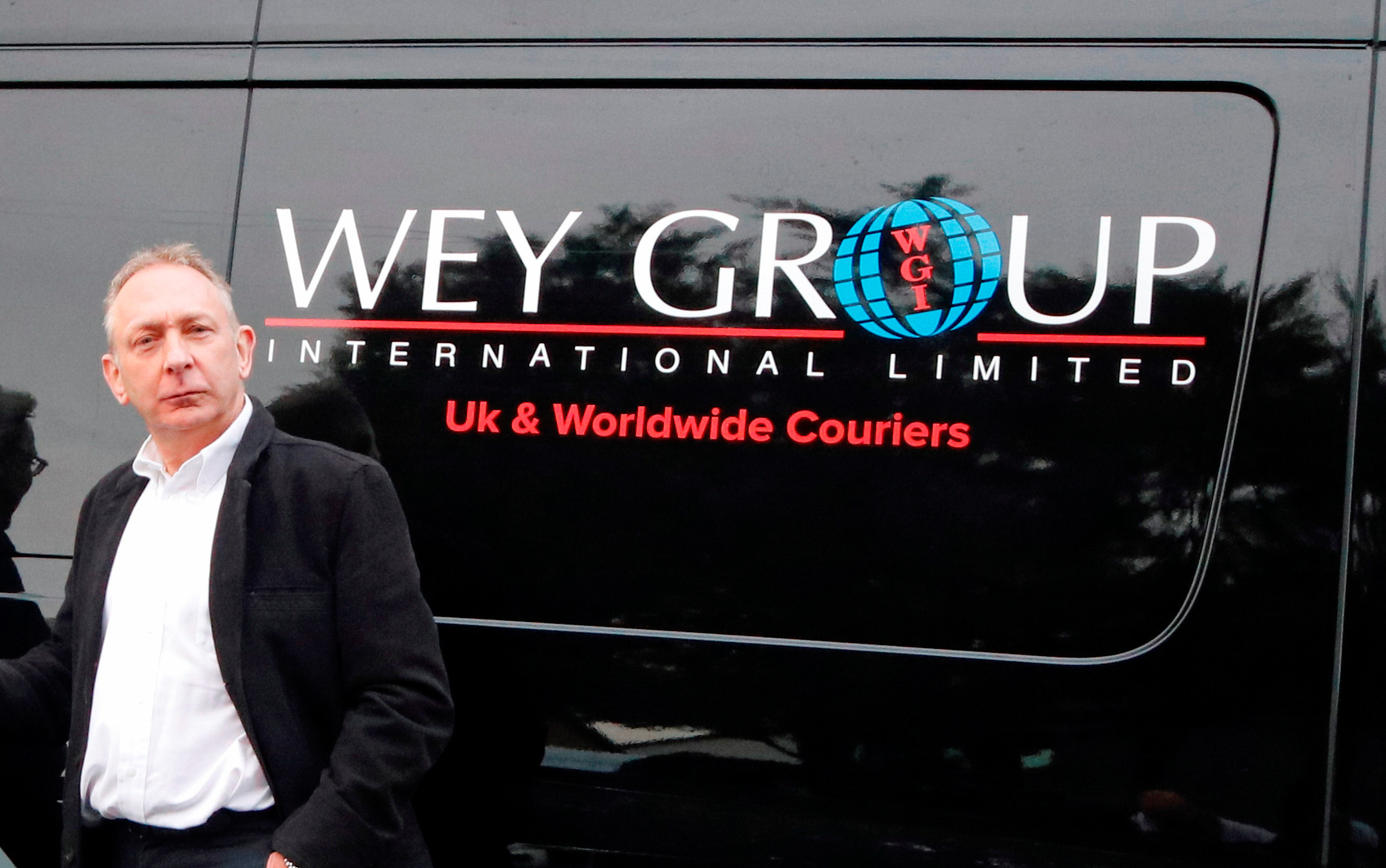 Chris Jacobs of Wey Group | Courier Delivery Services