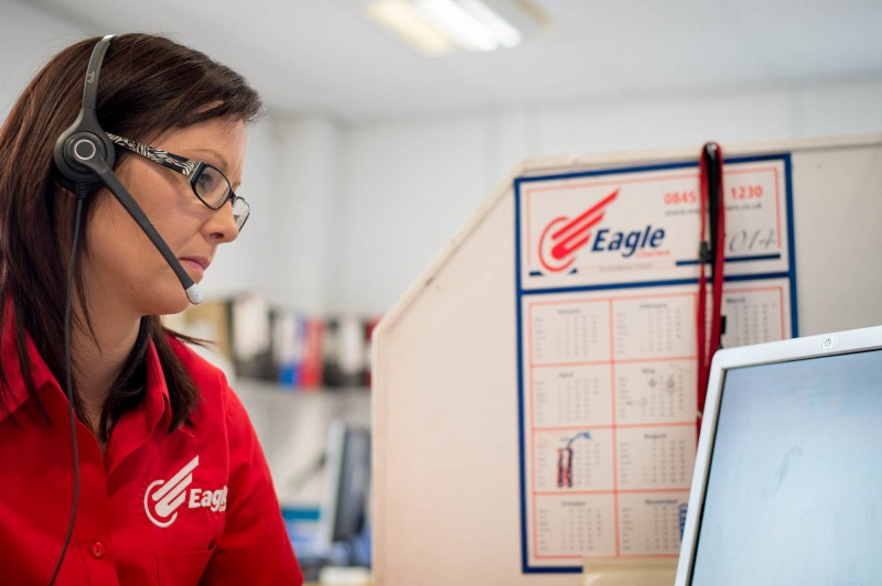 Technology is the driving force behind leading Scottish Courier company